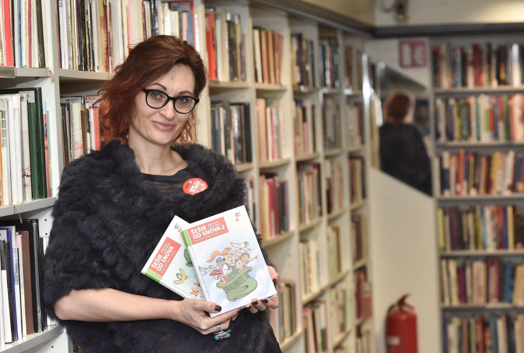 Snježana Babić Višnjić: Danas se od pisca za djecu očekuje da bude i marketinški agent i zabavljač