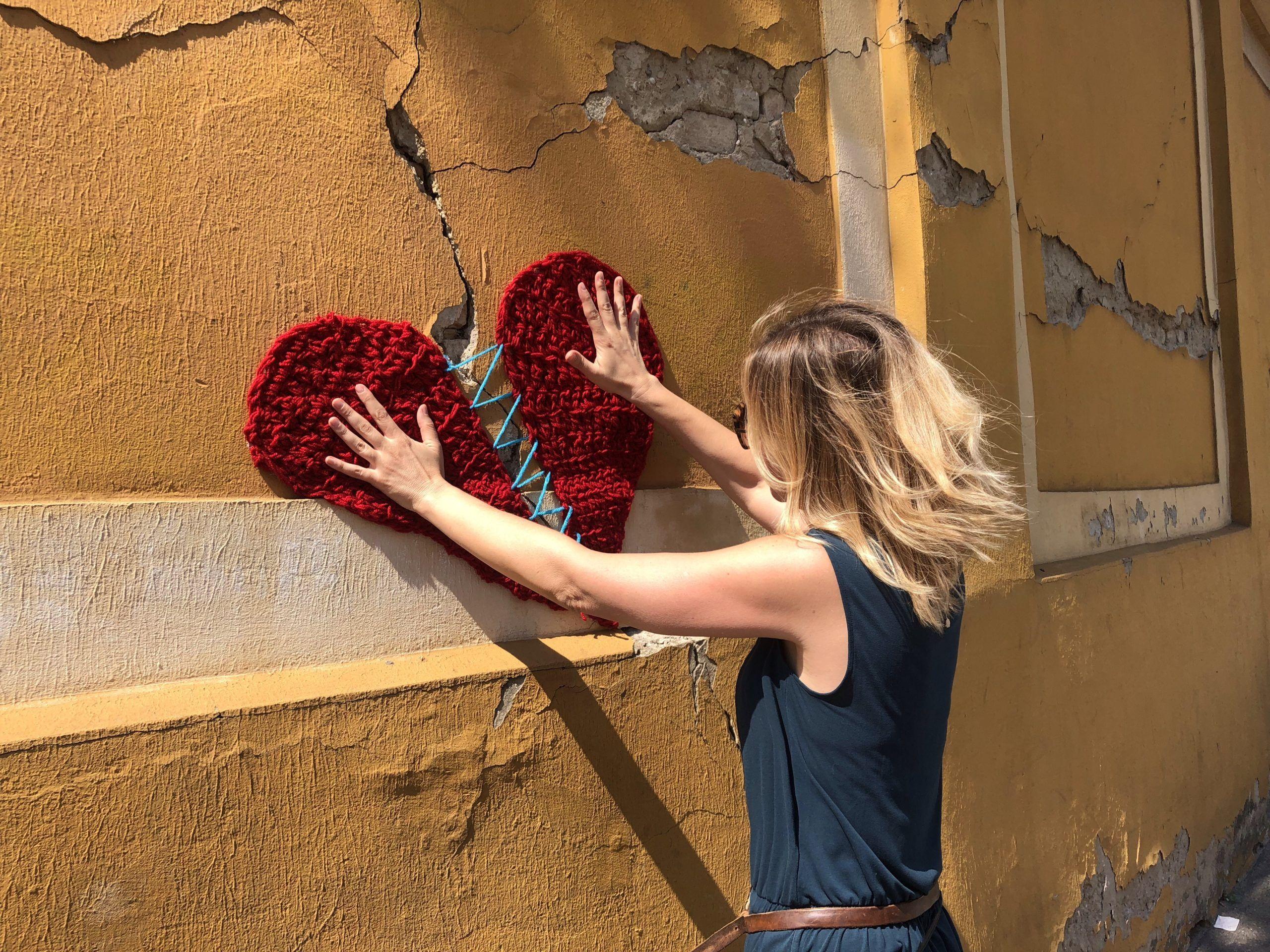 """Voona Design: njezino """"Srce"""" postalo je simbol nade i oporavka"""