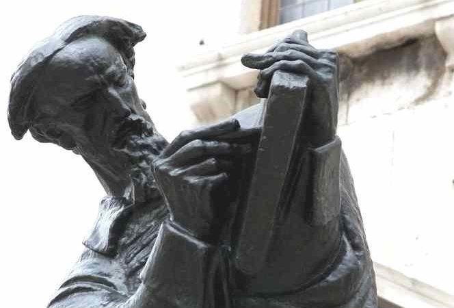 Uz Dan hrvatske knjige pogledajte virtualnu izložbu NSK o ocu hrvatske književnosti
