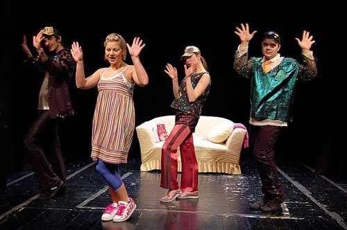 'Debela'– nova hit predstava Male scene na zahtjev