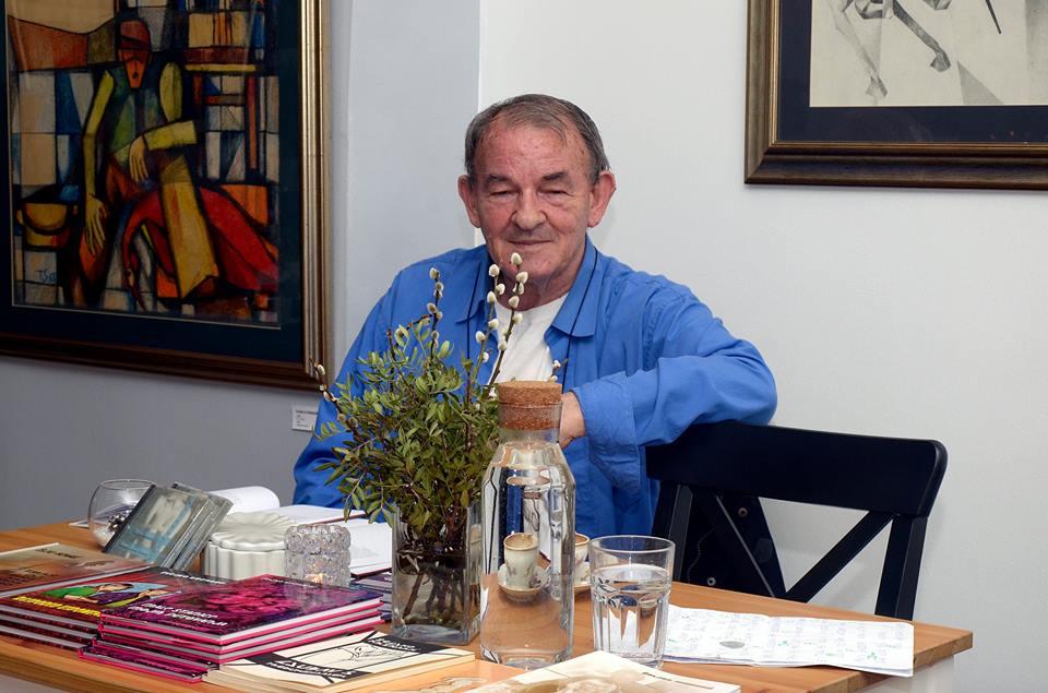 Željko Krznarić: Moje pisanje o Zagrebu je uzvraćanje ljubavi gradu koji me uvijek čeka raširenih ruku
