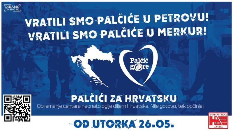 Palčići za Hrvatsku: Humanitarnoj akciji možete se pridružiti još samo dva tjedna