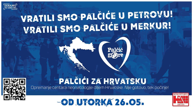Humanitarna akcija za 'Palčiće' iz Petrove pokrenula lavinu dobrote koja se širi i na ostatak Hrvatske