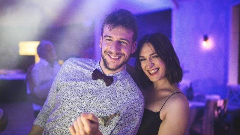 Marko Mrkić i Antea Franjić: plesni par koji je stvorio magiju na zagrebačkim ulicama