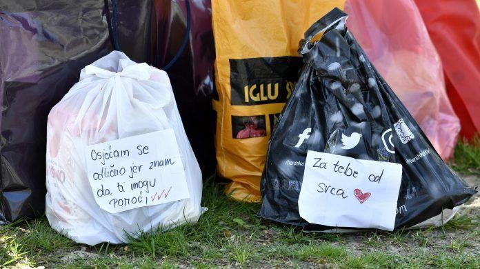 Inicijativa 'Poklon ograda' pomaže onima bez posla, hrane i skloništa