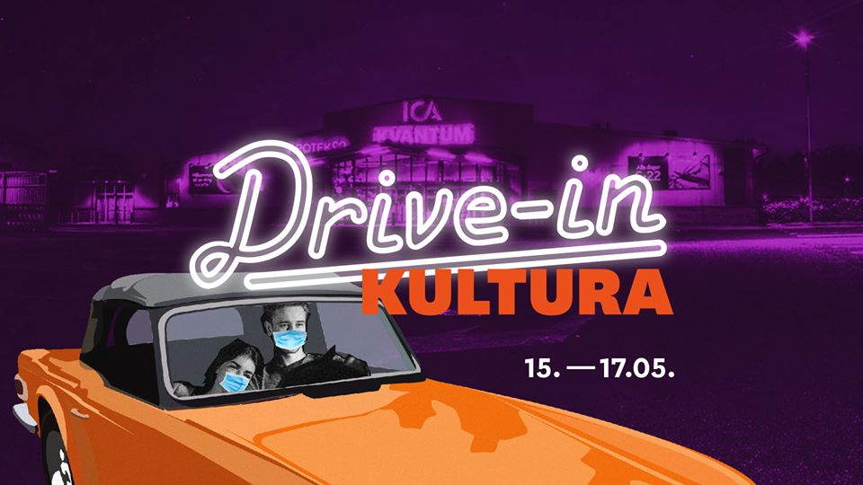 Drive in kultura: Jedinstven spoj umjetnosti i zabave za sve građane