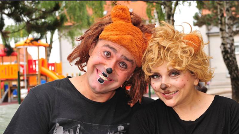 Žar ptica daruje predstave u sklopu manifestacije 'Od srca Zagrebu'
