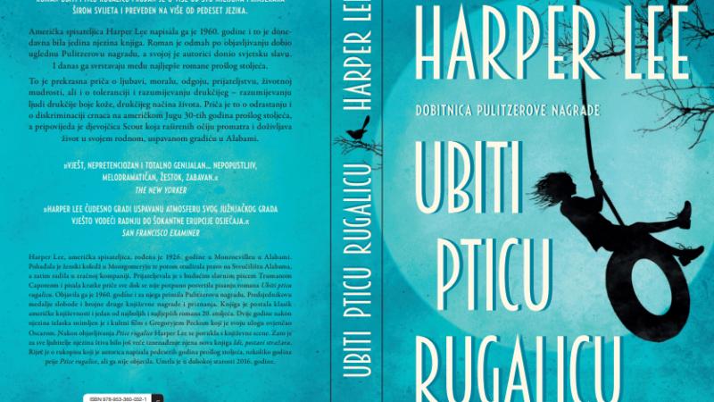 Harper Lee: 'Ubiti pticu rugalicu' – Nagrađivani klasik u novom ruhu