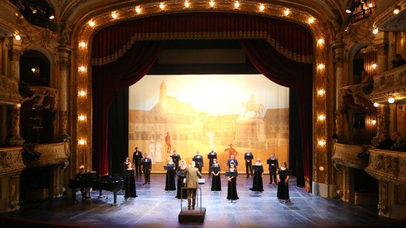 HNK u Zagrebu otvorio vrata gledateljima ekskluzivnim koncertom