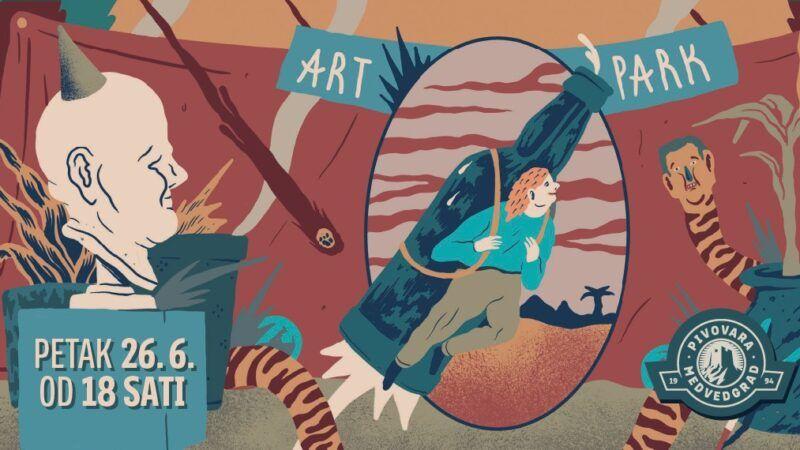Ne propustite lansiranja u Art Parku