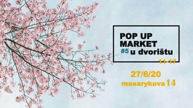 Pop Up Market: Nova sezona sajma hrvatskih dizajnera