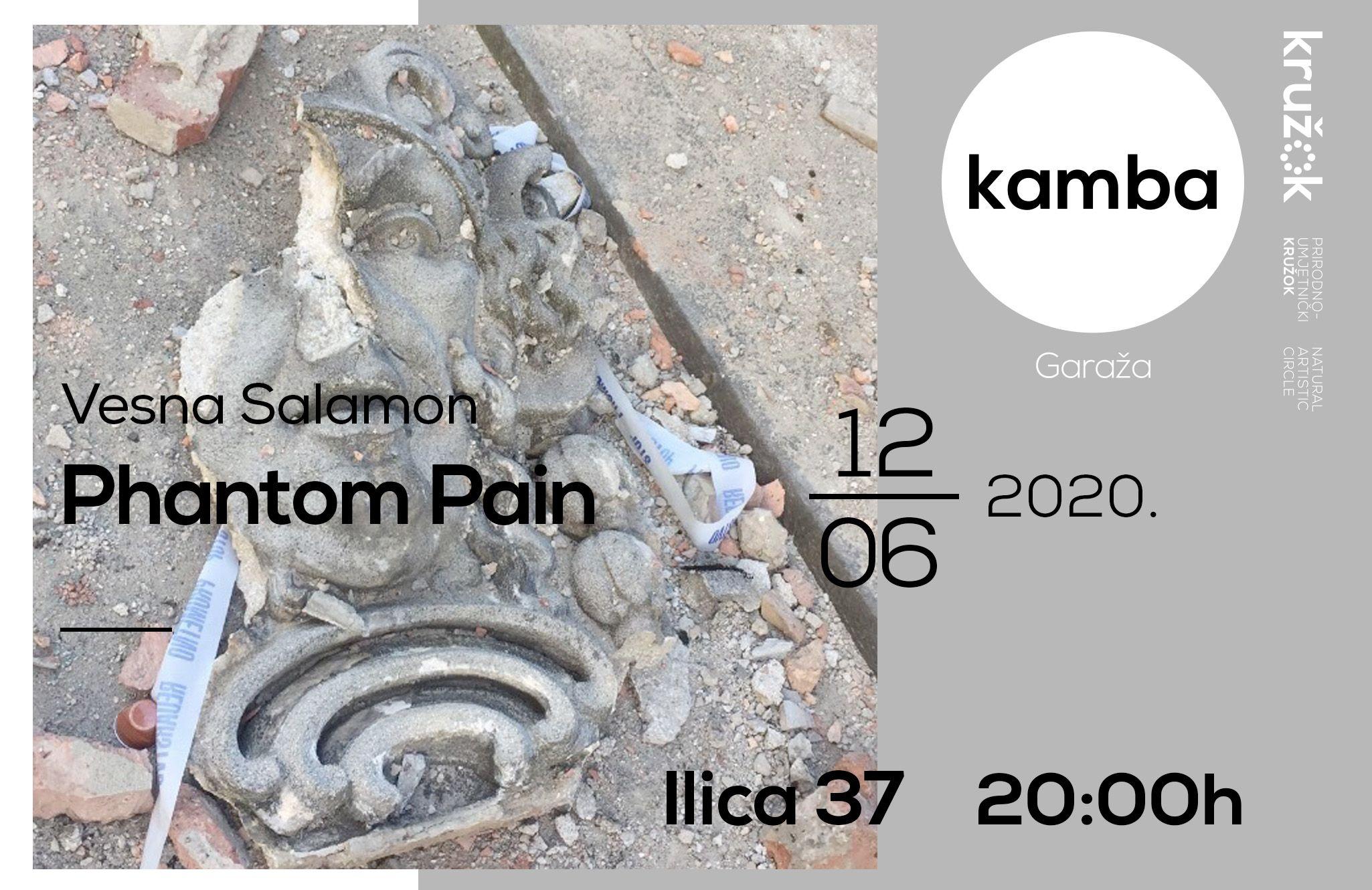 Vesna Salamon: Phantom Pain predstavlja portret Zagreba