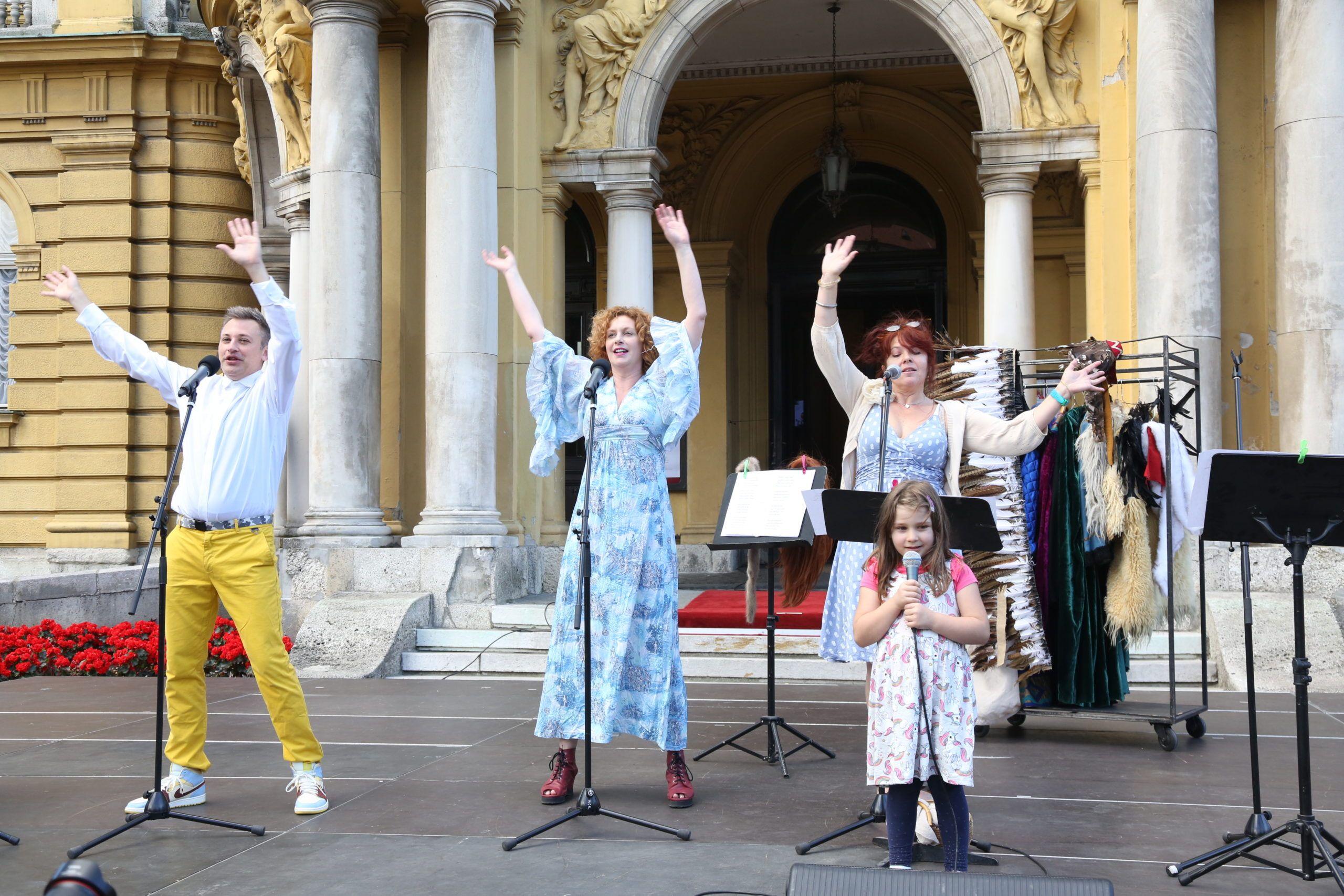 Karaokelektira: Nina Violić i Kristijan Beluhana rasplesali građane