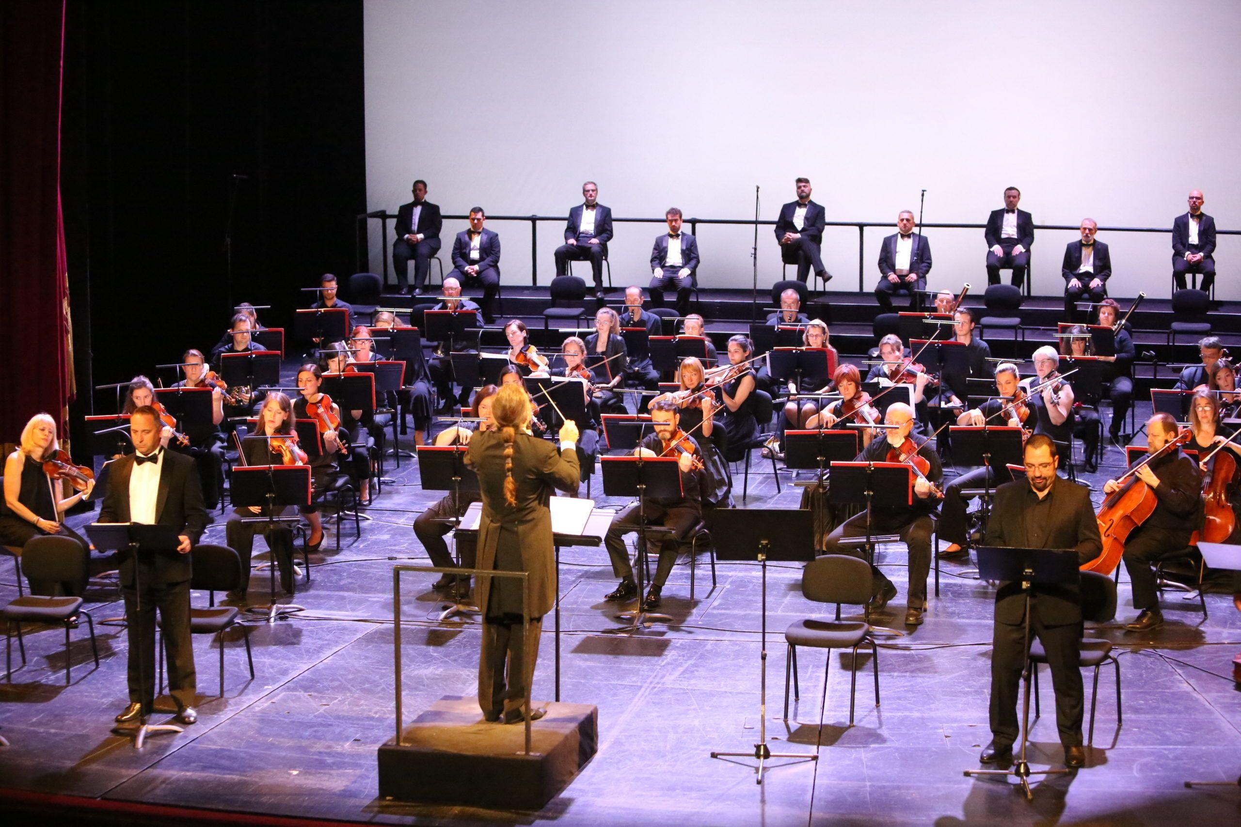 Opera Lucia di Lammermoor jedna je od prvih europskih koncertnih izvedbi nakon korona krize