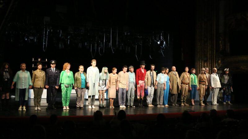 Pretpremijera predstave Kafka na žalu održana pod strogim epidemiološkim mjerama