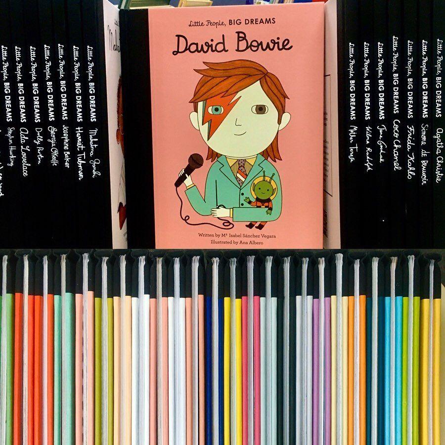 David Bowie u ediciji 'Mali ljudi, veliki snovi'
