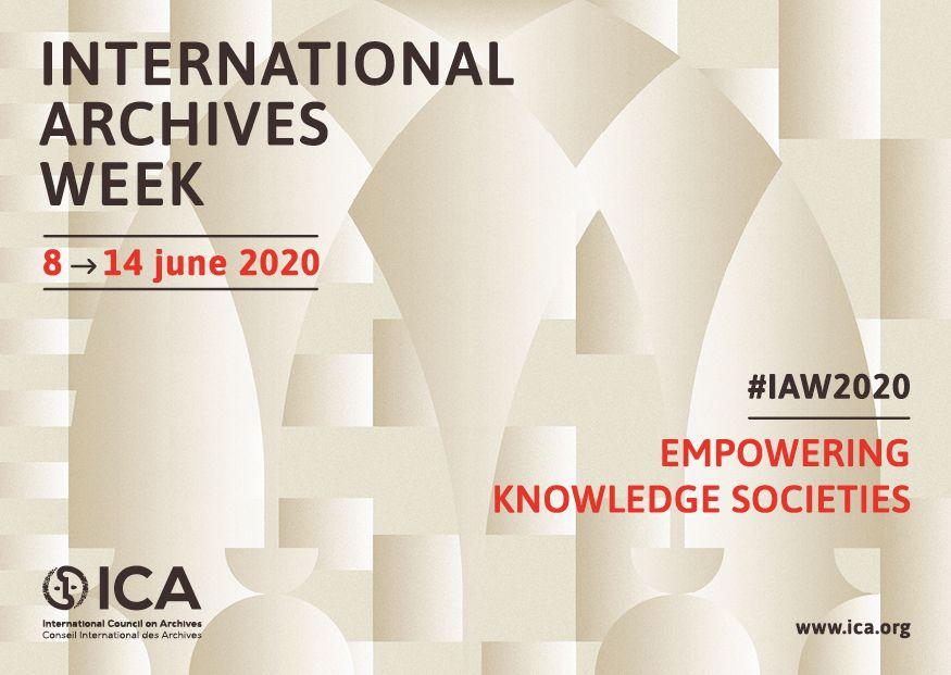 Međunarodni tjedan i Međunarodni dan arhiva