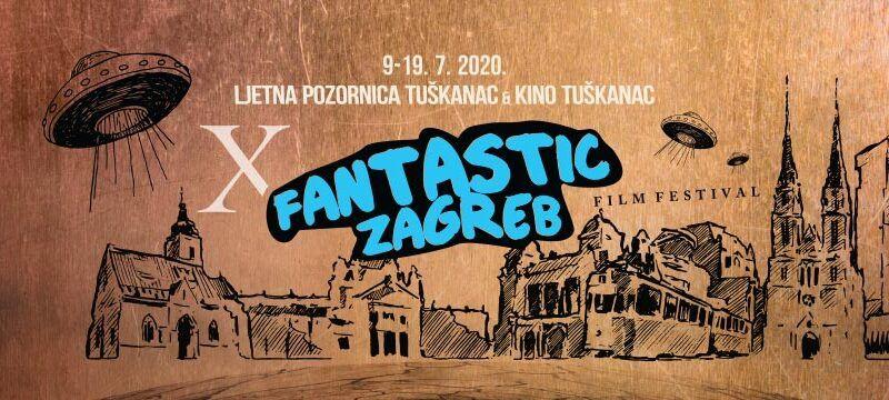 10. Fantastic Zagreb Film Festivala uskoro na Ljetnoj pozornici Tuškanac i Kinu Tuškanac