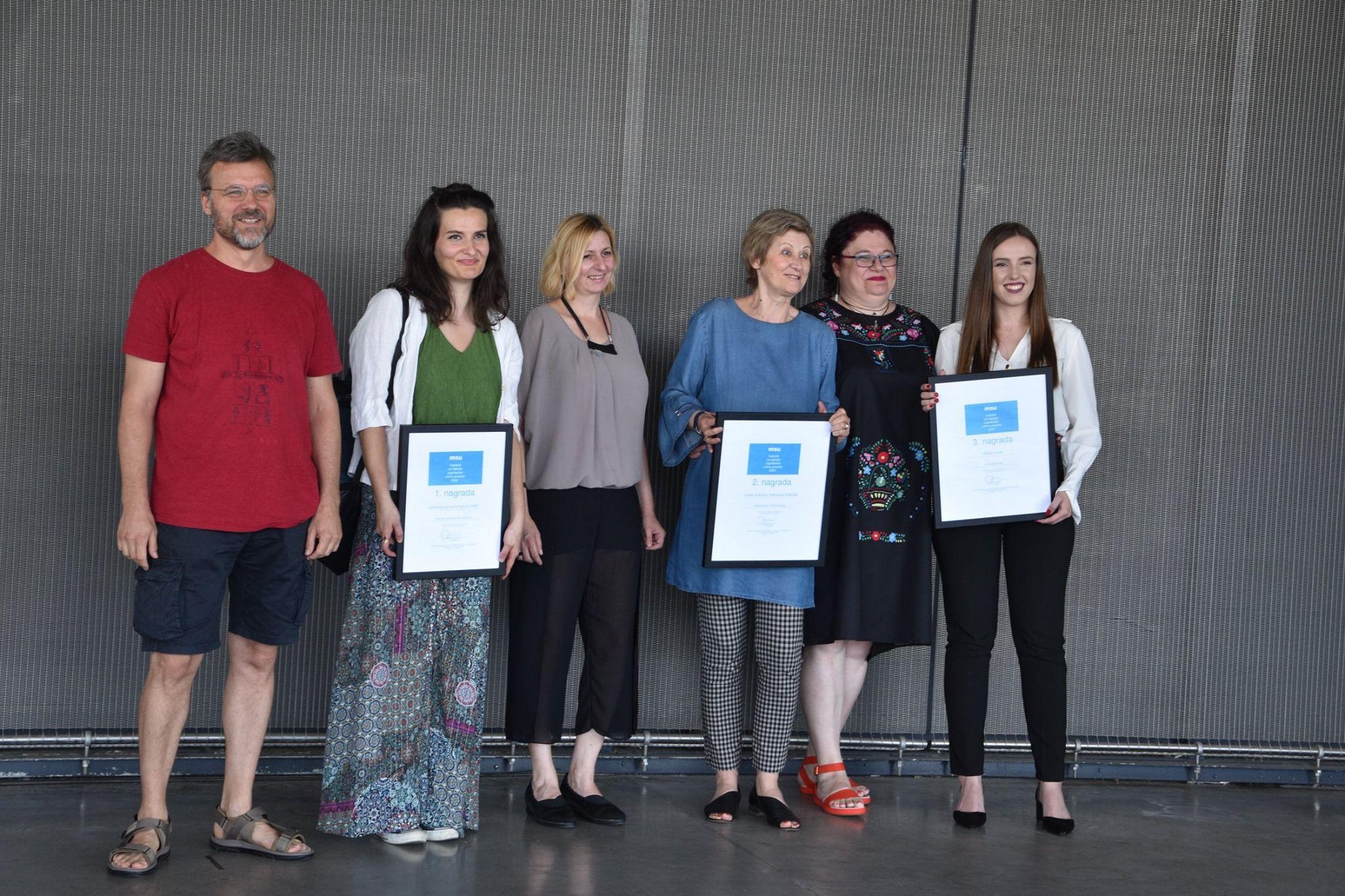 Dodjela nagrada za najbolje zagrebačke online projekte