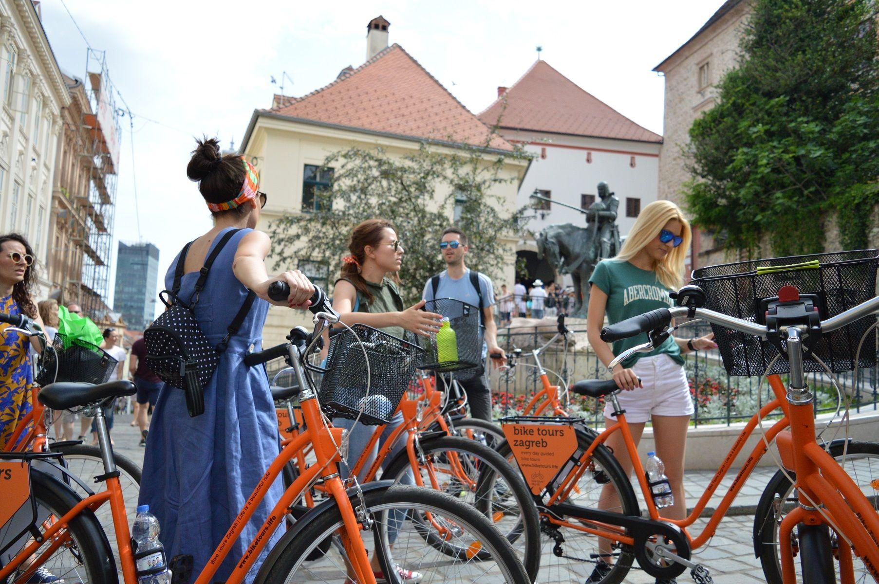 Bike Tours Zagreb: Vožnja Zagrebom koju ćete zauvijek pamtiti