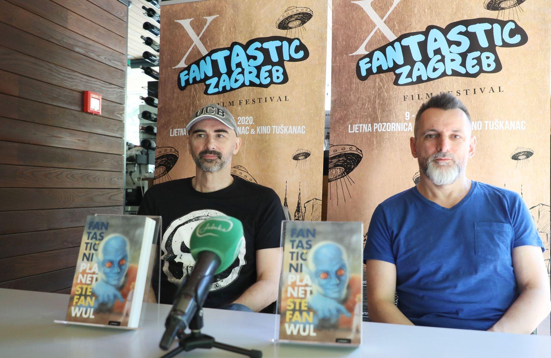 Fantastic Film Festival najavio bogat filmski program i promociju romana 'Fantastični planet'