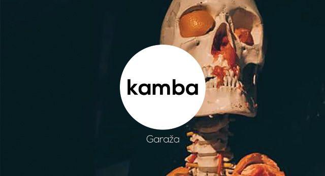Život kao grejp: Posljednja izložba ljetne sezone u Garaži Kamba