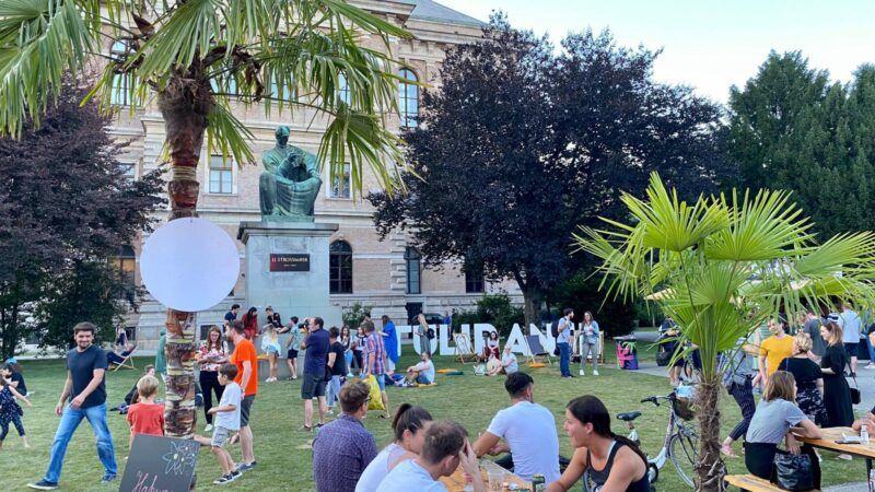 Fuliranje Jungle: Festival na koji dolazite rano popodne, a odlazite kasno navečer
