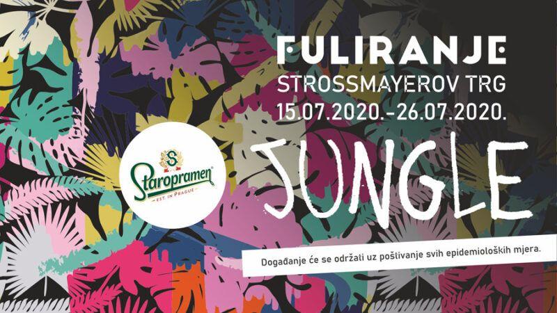 Džungla u srcu grada: Rashladite se na ovogodišnjem Fuliranju
