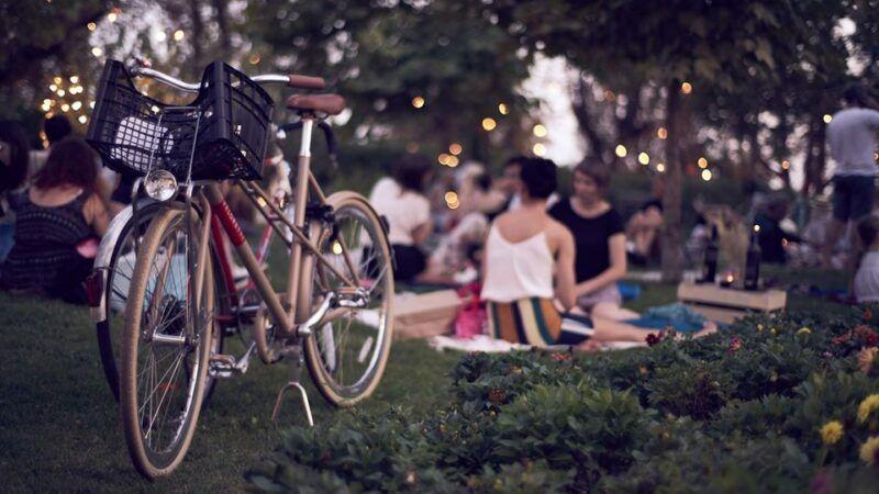 Svaki petak u kolovozu rezerviran je za Mali piknik na Gornjem gradu