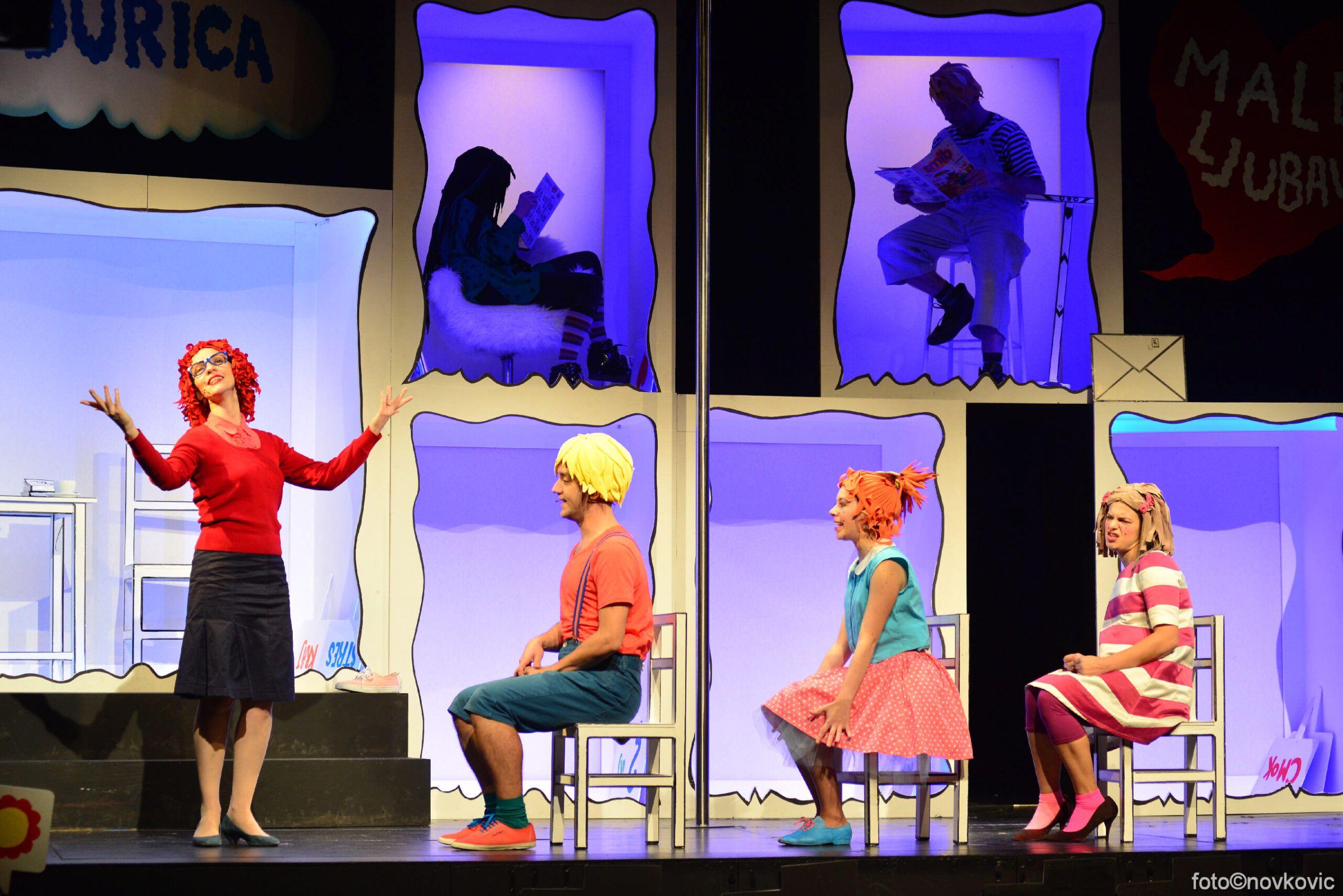 Gradsko kazalište Žar ptica donosi besplatnu predstavu za prvoškolce
