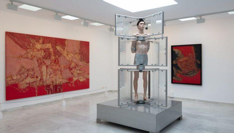 Organ Vida: Uz glavnu i prve samostalne izložbe mladih umjetnika
