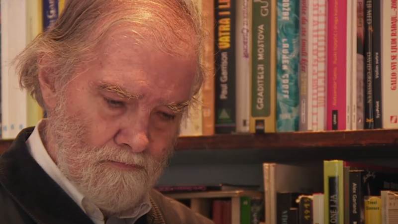 Preminuo Tonko Maroević, istaknuti akademik, pjesnik, esejist i prevoditelj