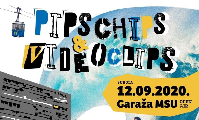 Pips Chips & Videoclips u garaži MSU-a