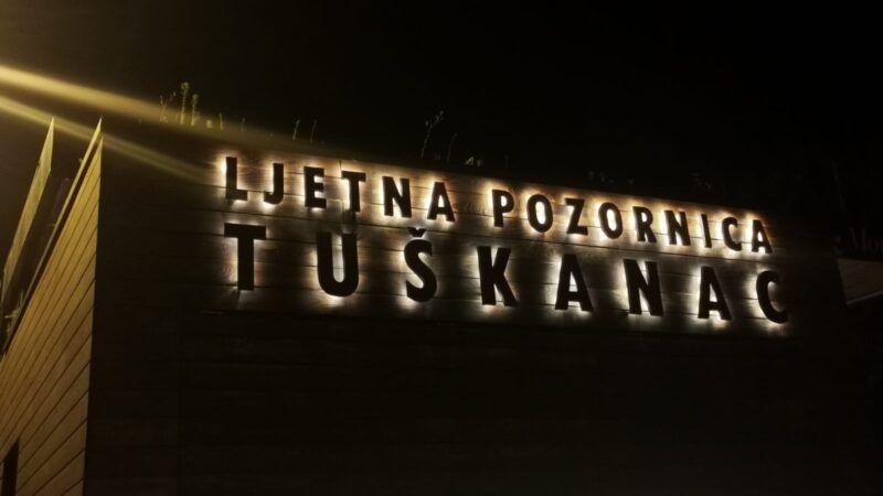 Sinoć se na Ljetnoj pozornici Tuškanac tražilo mjesto više