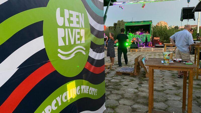 Posjetili smo Green River Festival: Novo ruho savskog sunčališta sa solarnom plažom