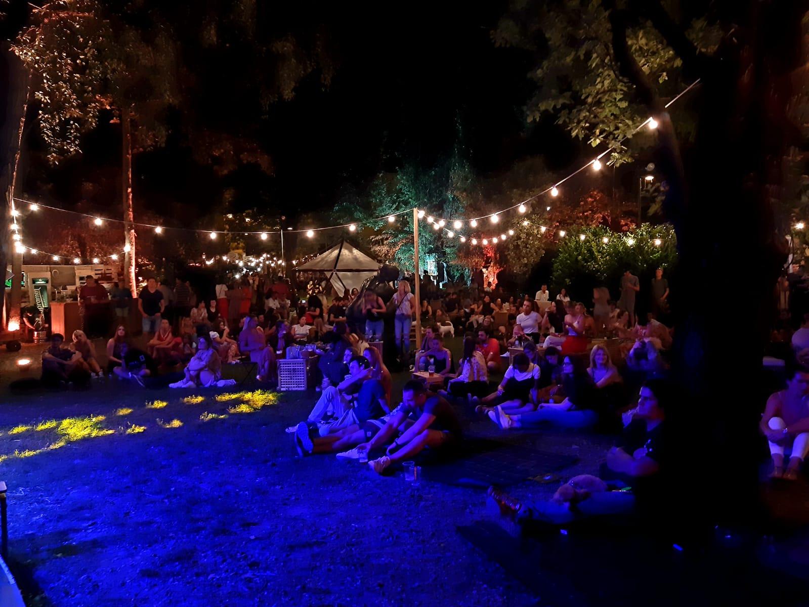 Vinko Ćemeraš i Talvi Tuuli bend oduševili okupljene na Staropramen pikniku