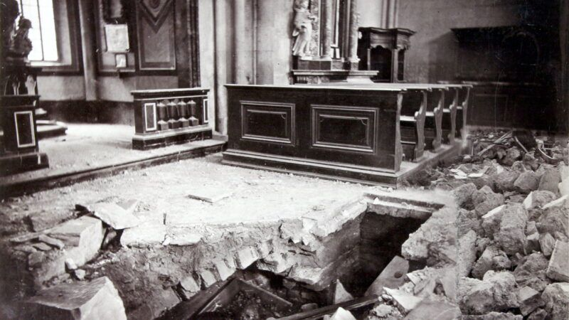 Potres u Zagrebu 1880. godine: Tematska vodstva u Muzeju grada Zagreba