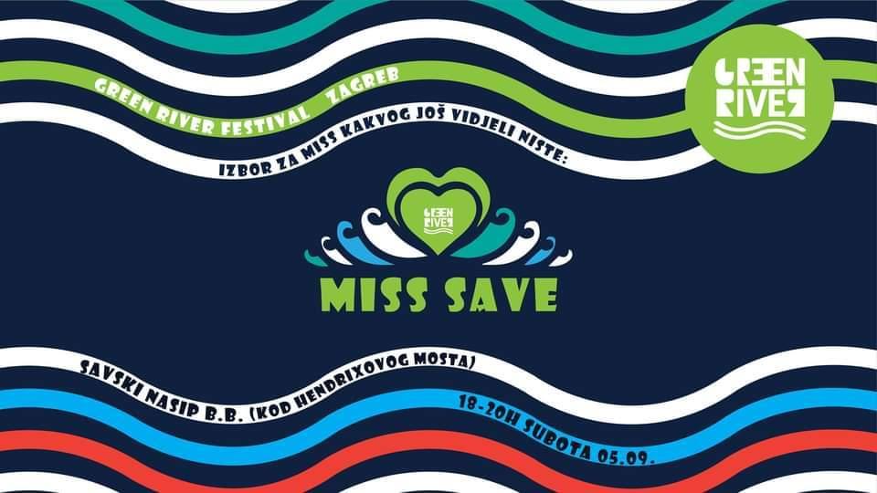 Izbor za Miss Save i izložba fotografija čekaju vas ovog vikenda na Green River Festivalu