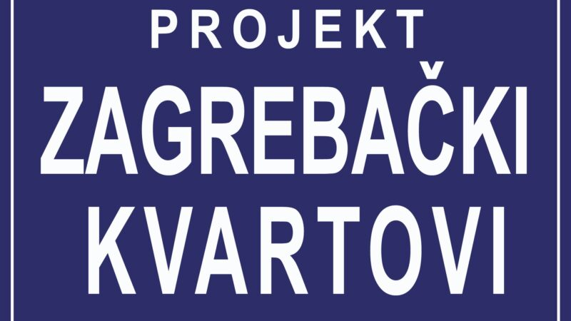 Kvartovske priče: Svjedočanstva Zagrepčana snimljena kroz projekt Muzeja grada Zagreba