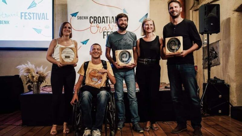 Croatian Travel Festival: Odabrani dobitnici Nagrade 'Dijana Klarić'
