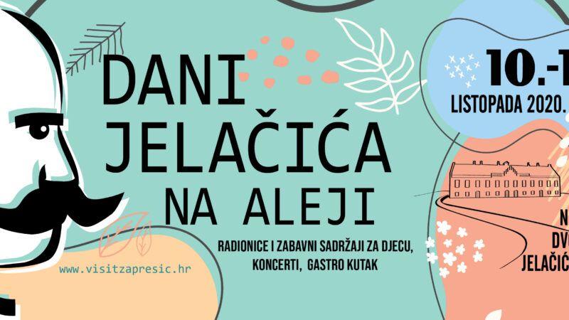 Posjeti Zaprešić i manifestaciju Dani Jelačića – Na Aleji