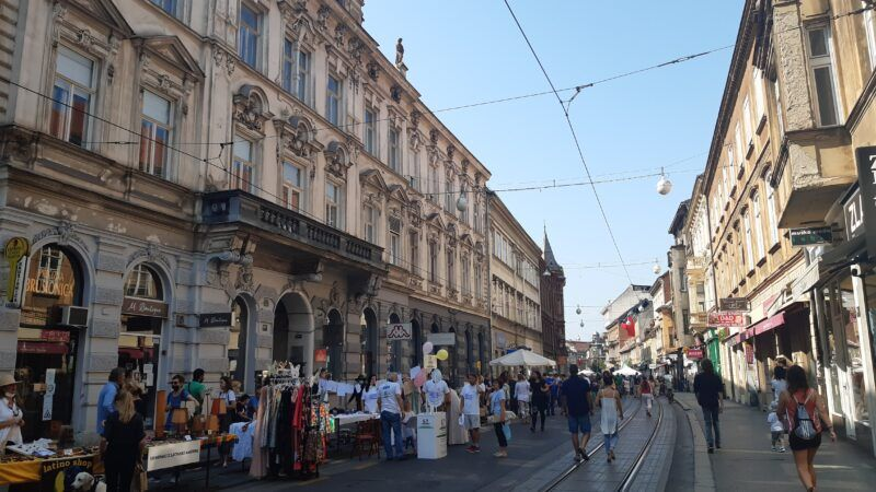 Projekt Ilica: Q'Art je i u rujanskom izdanju oživio srce grada