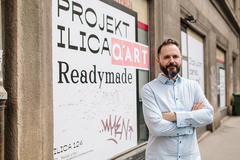 Umjetnička akcija 'Postavljanje crvenih križeva na Ilici' poziva na svjesnost, solidarnost i odgovornost