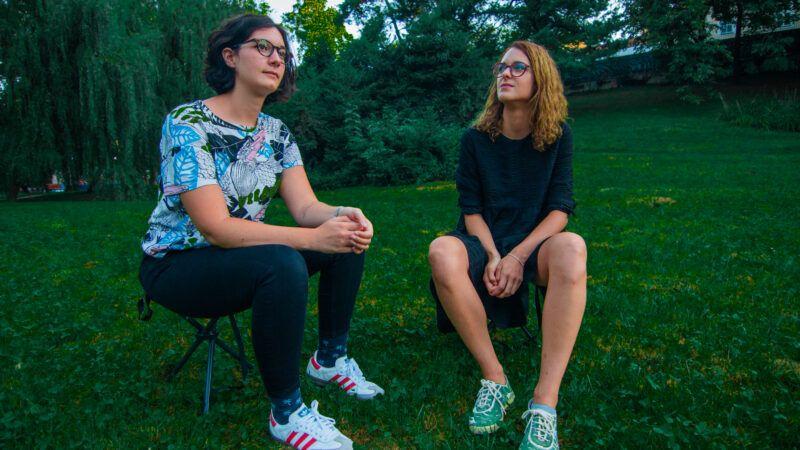 Ivona i Ana pokrenule su novi YouTube glazbeni show koji je postao pravi hit