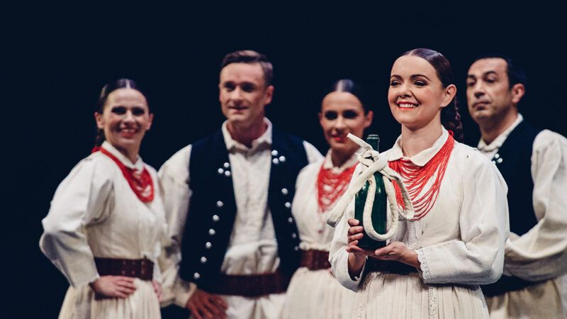 Humanitarni koncert Ansambla LADO 'Iz Lada s ljubavlju' za Autonomnu žensku kuću Zagreb
