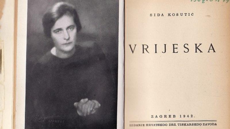 Sida Košutić: Zanemarena hrvatska književnica kršćanske provenijencije