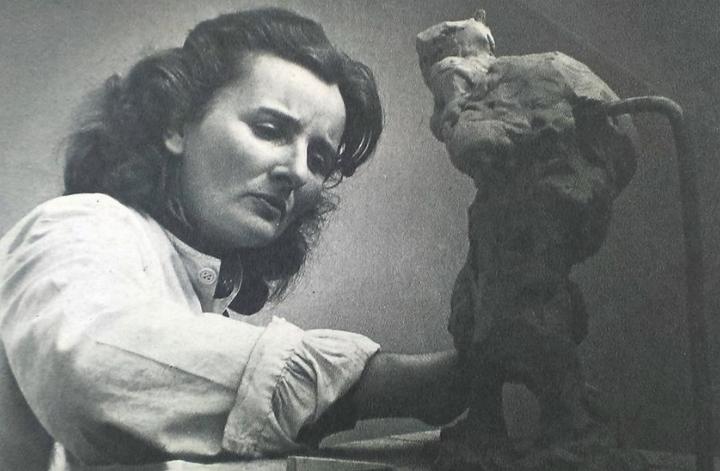 Ksenija Kantoci: Kiparica koja je inspiraciju pronalazila u prirodi i društvu
