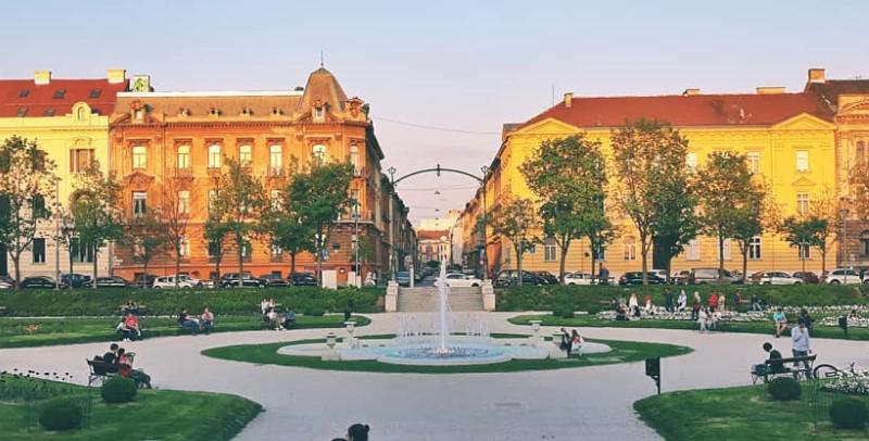 Lenucijeva potkova: Zelena pluća Donjeg grada