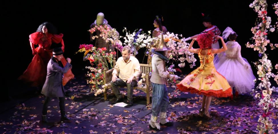 Prvo veliko međunarodno gostovanje u HNK: Pippo Delbono s predstavom Sreća nastavio Festival svjetskoga kazališta