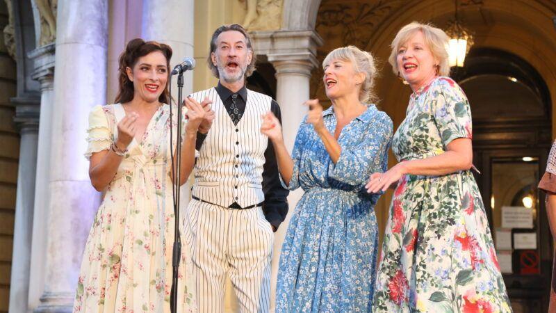 Održan dramski program 'Svjetlo u rujnu' u sklopu Ljetnih večeri HNK